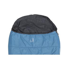 Nordisk Canute +10° - Sac de couchage - M bleu/noir